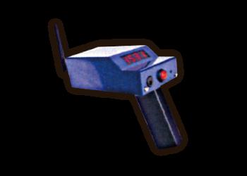 Wireless handy type thermometer (J501-TM-WL) image