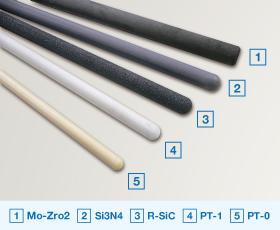 Various protective tube lineup