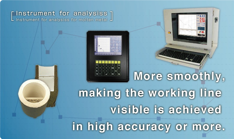 Various instrument for analysiss image