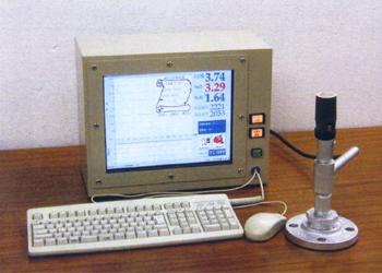 溶湯成分分析器JT2-LAB接続イメージ