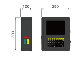 CE800寸法