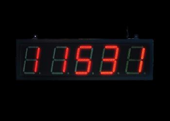 ワイヤレス式 鋳管温度計表示器(JTT-Disp240)イメージ